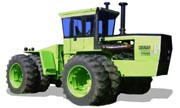 Steiger Cougar III PTA-280 tractor photo