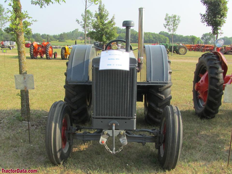 Case Model C : Tractordata j i case c tractor photos information
