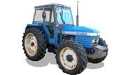 Leyland 472 tractor photo