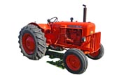 Nuffield 3/42 tractor photo