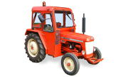 Nuffield 4/25 tractor photo