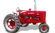 Farmall MD tractor photo