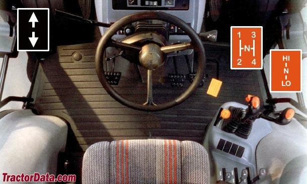 CaseIH CX60  transmission photo
