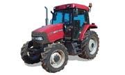 CaseIH MX80C tractor photo
