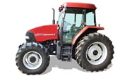 CaseIH MX100C tractor photo