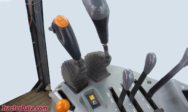 CaseIH MX110 Maxxum  transmission photo