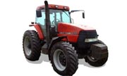 CaseIH MX120 Maxxum tractor photo