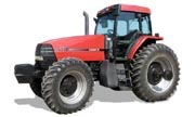CaseIH MX150 Maxxum tractor photo