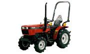 CaseIH 235 tractor photo