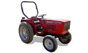 CaseIH 244 tractor photo