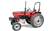 CaseIH 265 tractor photo
