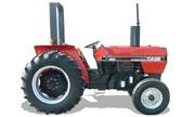 CaseIH 485 tractor photo