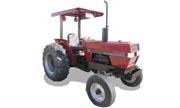 CaseIH 595 tractor photo