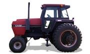 CaseIH 2594 tractor photo