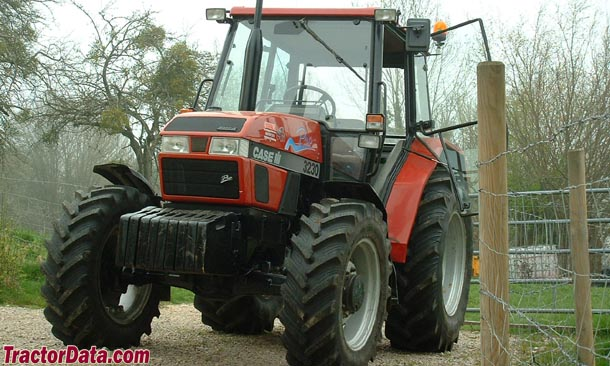 Case IH 3230 front-left view