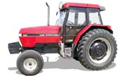 CaseIH 5230 Maxxum tractor photo