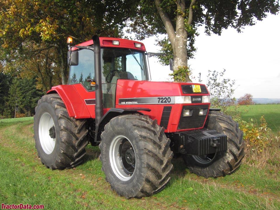 Tractordata Com Caseih 7220 Tractor Photos Information