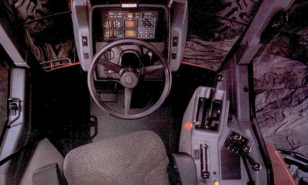 CaseIH 7240  transmission photo