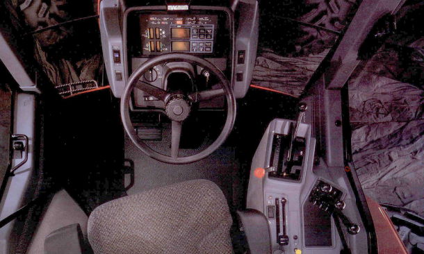 CaseIH 7250  transmission photo
