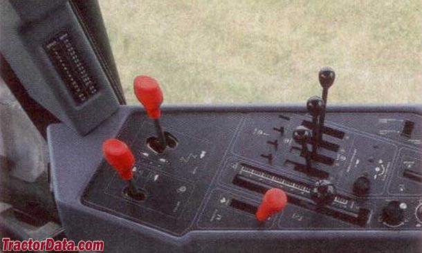 CaseIH 9110  transmission photo