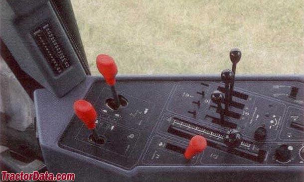 CaseIH 9150  transmission photo
