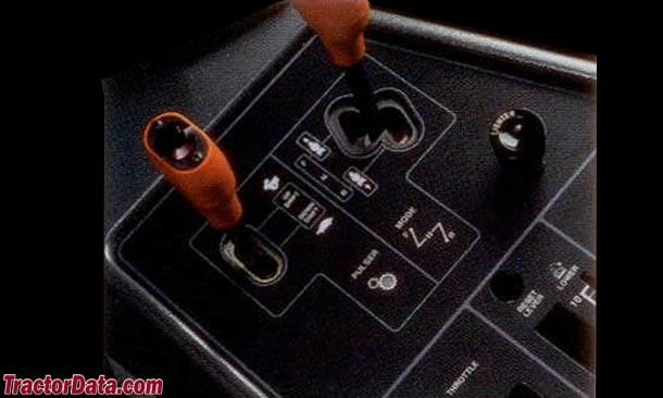 CaseIH 9250  transmission photo