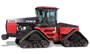 CaseIH Quadtrac 9380QT tractor photo