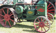 Advance-Rumely OilPull W 20/30 tractor photo