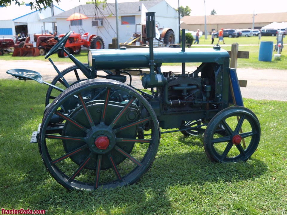 Advance-Rumely Do-All in standard configuration.