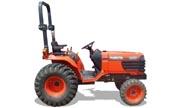 Kubota B2910 tractor photo