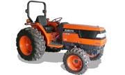 Kubota L3710 tractor photo