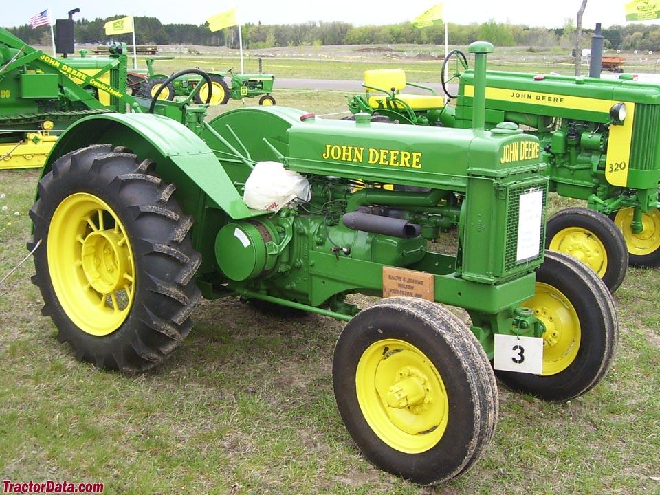 Tractordata Com John Deere Br Tractor Photos Information
