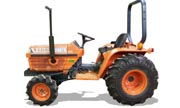Kubota B2150 tractor photo