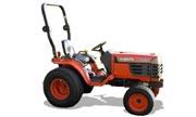 Kubota B2400 tractor photo
