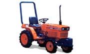 Kubota B5200 tractor photo