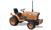 Kubota B6200 tractor photo