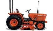 Kubota B9200 tractor photo