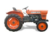 Kubota L185 tractor photo