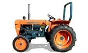 Kubota L210 tractor photo
