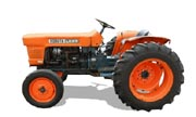 Kubota L225 tractor photo