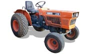 Kubota L235 tractor photo