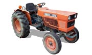 Kubota L275 tractor photo