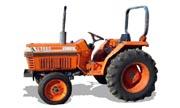 Kubota L2850 tractor photo