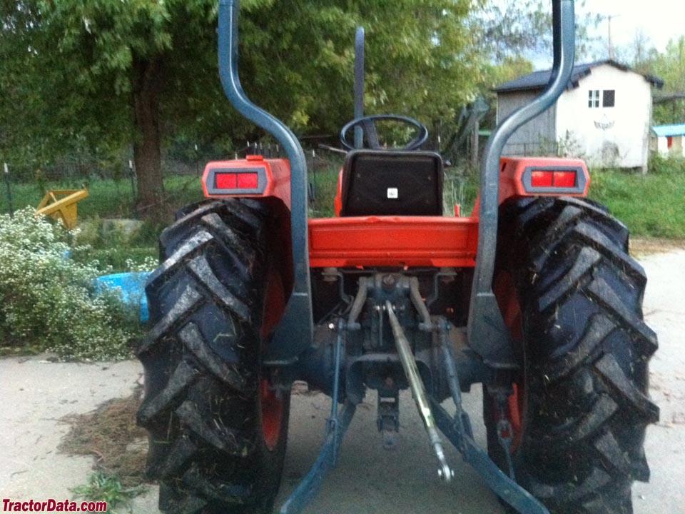 tractordata com kubota l3450 tractor photos information rh tractordata com Kubota B7410 Kubota B7410