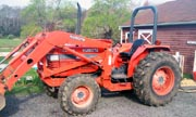 Kubota L4850 tractor photo
