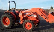 Kubota L5450 tractor photo