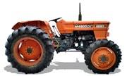 Kubota M4500 tractor photo