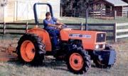Kubota M6030 tractor photo