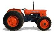 Kubota M7500 tractor photo