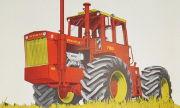 Versatile 700 tractor photo